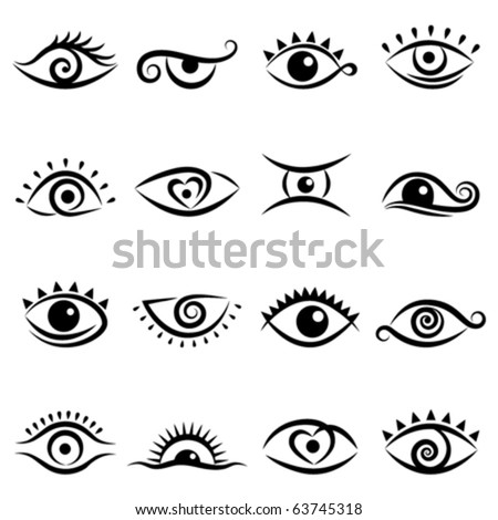 eye design set