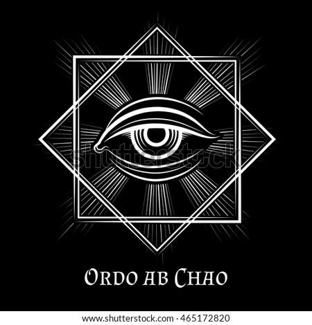 Illuminati tattoo - Illuminati Banque D Images D Images Et D Images