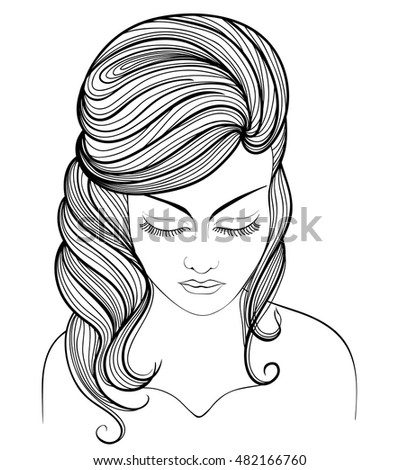 Hair Pattern Stock Images Royalty Free Images Amp Vectors