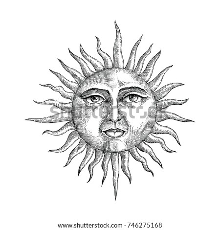 how to draw sun rays pencil