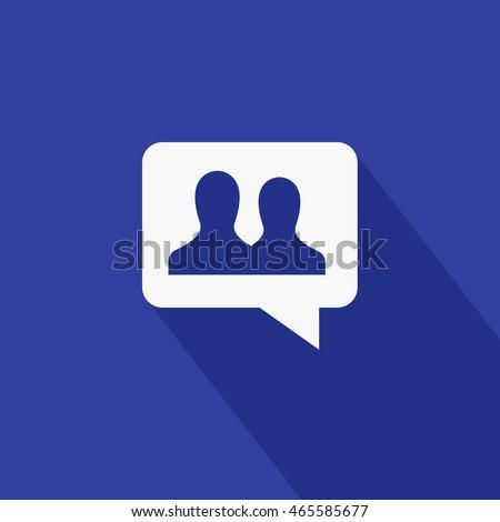 Facebook Friend Logo Fb Stock Images...