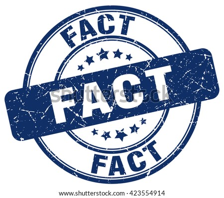 fact blue grunge round vintage rubber stamp.fact stamp.fact round stamp.fact grunge stamp.fact.fact vintage stamp. - stock vector
