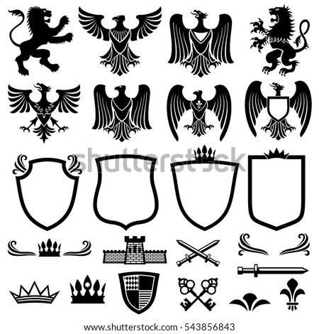 Family Crest Stock Images, Royalty-Free Images & Vectors