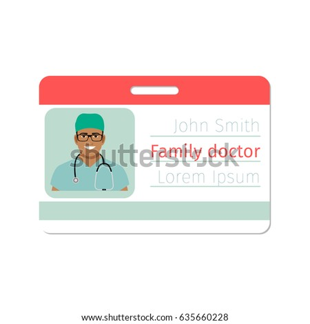 Name tag stock images royalty free images vectors for Dr name tag template