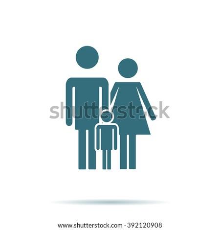 family Icon. family Icon Vector. family Icon Art. family Icon eps. family Icon Image. family Icon logo. family Icon Sign. family Icon Flat. family Icon design. family icon app. family icon UI. Family - stock vector