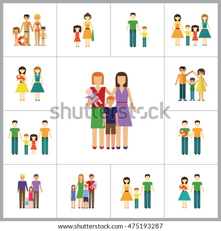 non traditional family adoptions We emailed briefly this morning about it and it got me thinking about how much things have changed for non-traditional family adoptions and how there are still groups of people who truly believe that it's wrong.
