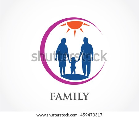 Family Logo Stock Images, Royalty-Free Images & Vectors ...