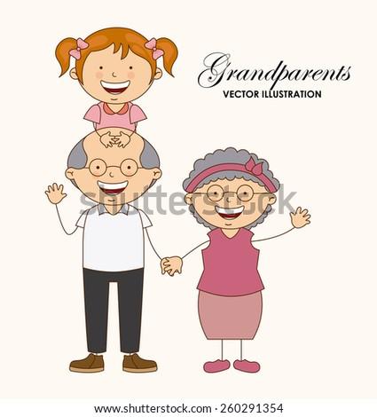 family love design, vector illustration eps10 graphic  - stock vector