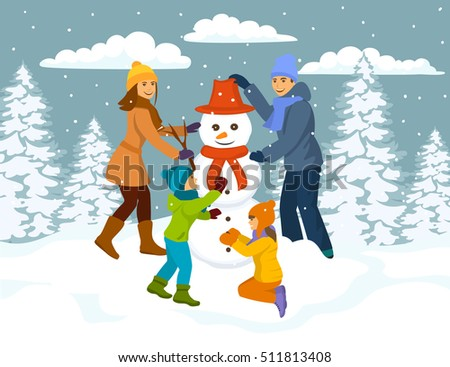 Snowman Cartoon Stock Images, Royalty-Free Images ...