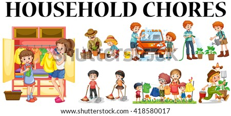beautiful kitchen faucets chores stock images royalty free images amp vectors 10654