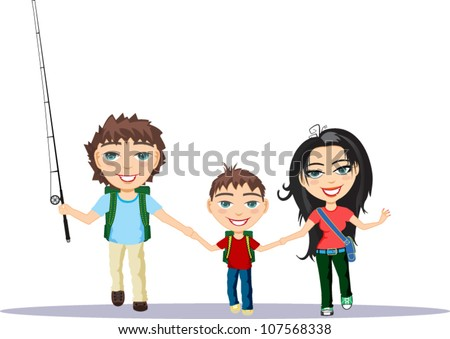 Stock Images similar to ID 86884294 - family and friendship symbols...