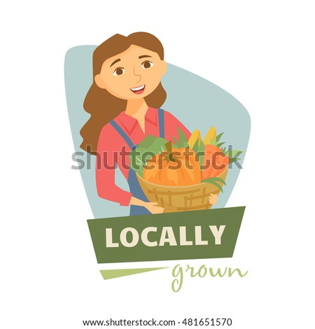 """farmers Wife"" Stock Images, Royalty-Free Images ..."