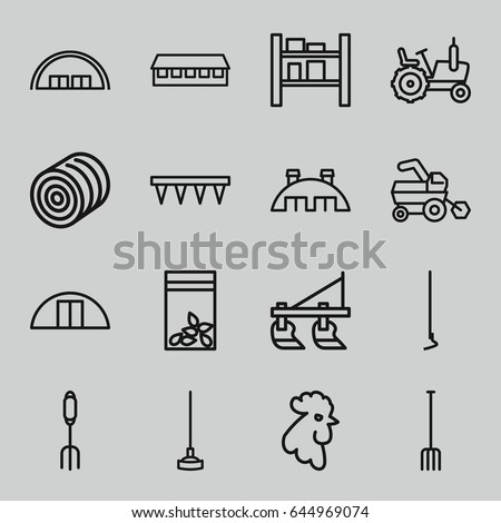 Stock Vector Bale Of Hay Vector Image also Coloring Pages further Farmer icon together with Scarecrow Colour By Number moreover Imgarcade. on scarecrow and hay field