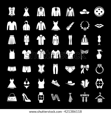 Fashion Icon Stock Images Royalty Free Images Vectors Shutterstock
