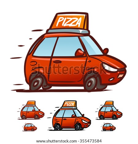 Delivery Car Stock Images, Royalty-Free Images & Vectors ...