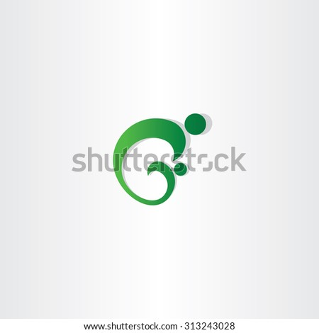 father play with child green logo vector design