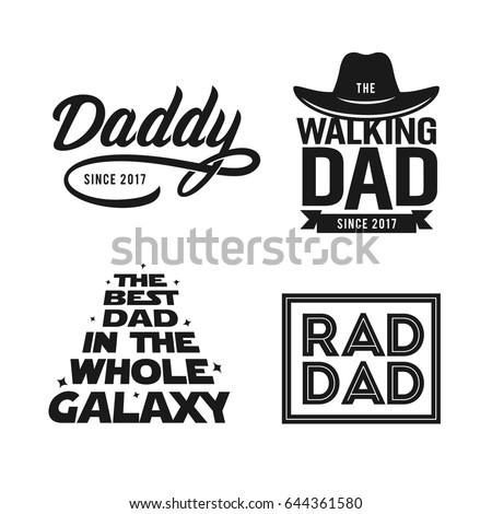 Fathers day gift dad tshirt design 644361580 fathers day gift for dad t shirt design set funny quotes about daddy for negle Choice Image