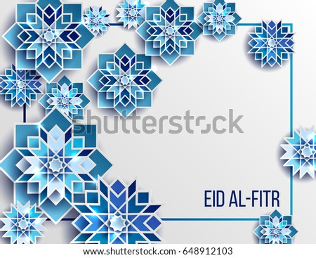 Must see Paper Eid Al-Fitr Decorations - stock-vector-feast-of-breaking-the-fast-celebrate-greeting-card-with-paper-cutting-style-with-bright-colored-648912103  You Should Have_46266 .jpg
