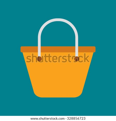 female handbag isolated