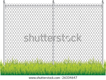 Chain Link Fence Stock Images, Royalty-Free Images & Vectors   Shutterstock