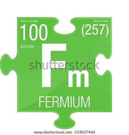 Fermium symbol element number 100 periodic stock vector 524037460 fermium symbol element number 100 of the periodic table of the elements chemistry urtaz Images