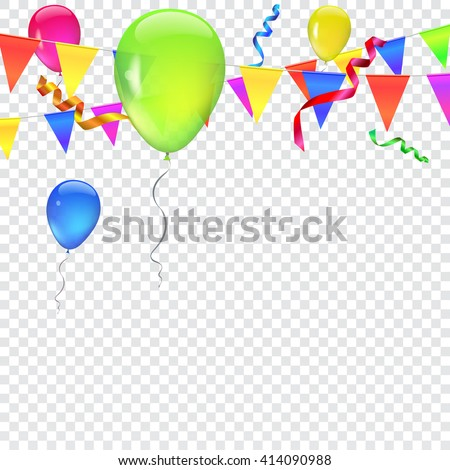 Birthday Balloons Stock Images, Royalty-Free Images ...