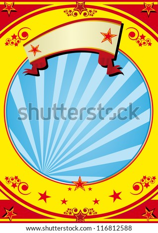 fiesta background. A background for a poster - stock vector
