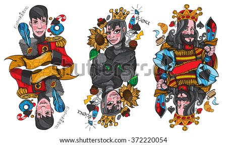 King Card Stock Images, Royalty-Free Images & Vectors | Shutterstock