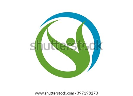 Figure Logo Vector