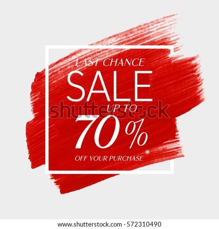 sale special offer 70 off sign stock vector 577418110 shutterstock. Black Bedroom Furniture Sets. Home Design Ideas