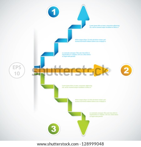 Finance concept.Business vector - stock vector