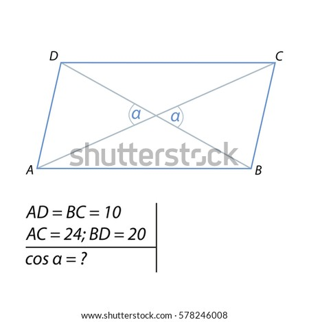 how to find the cosine of angle 2pie