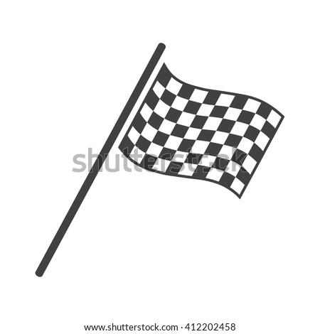 Finish Flag icon, Finish Flag icon eps10, Finish Flag icon vector, Finish Flag icon eps, Finish Flag icon path, Finish Flag icon flat, Finish Flag icon web, Finish Flag icon art, Finish Flag icon AI - stock vector