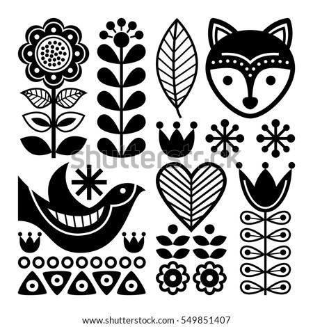 folk style stock images royalty free images vectors shutterstock