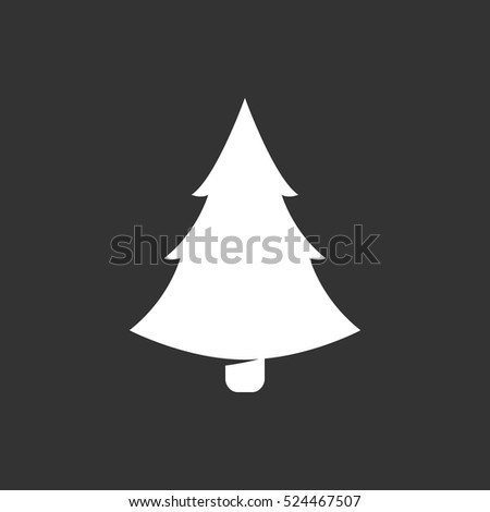 Black Christmas Tree Images