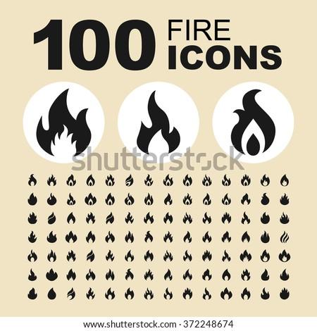Fire icon. Fire icon pictogram. Fire icon vector. Fire icon sign. Fire icon JPEG. Fire icon object. Fire icon picture. Fire icon image. Fire icon graphic. Fire icon art. Fire icon drawing. Fire EPS. - stock vector