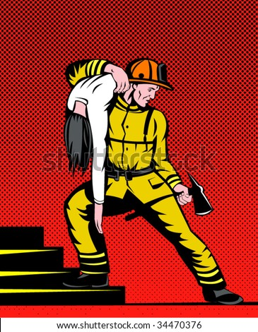 Firefighters Hero Stock Images, Royalty-Free Images & Vectors ...