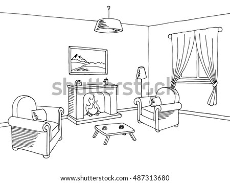 room wiring diagram html with Clip Art Black And White Living Room Firep on Lg Front Load Washer Parts Diagram besides Whole House Fans also Electric Zone Valve further Simple Circuit Of Elektronic Buzzer furthermore House Foundation Types.