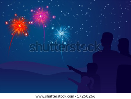 Fireworks and Family