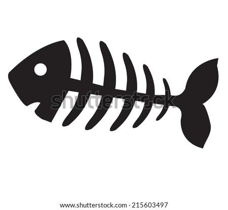 Fish Bones Stock Images Royalty Free Images Amp Vectors