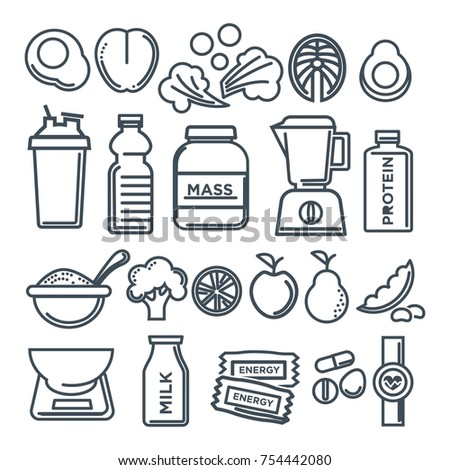 nutrition and physical fitness outline Course outline for physical education 28l components of physical fitness  identify the interrelationship between nutrition, health and fitness.