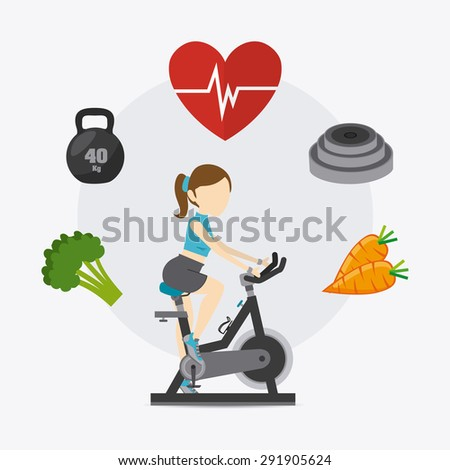 Spinning Bike Stock Photos Images Amp Pictures Shutterstock