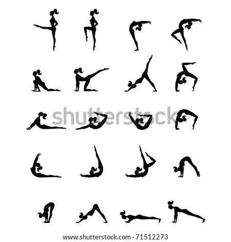 Fitness program for women - a complex of physical exercises