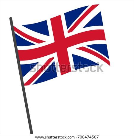 United kingdom flag stock images royalty free images - Uk flag images free ...