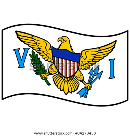 Flag of US Virgin Islands