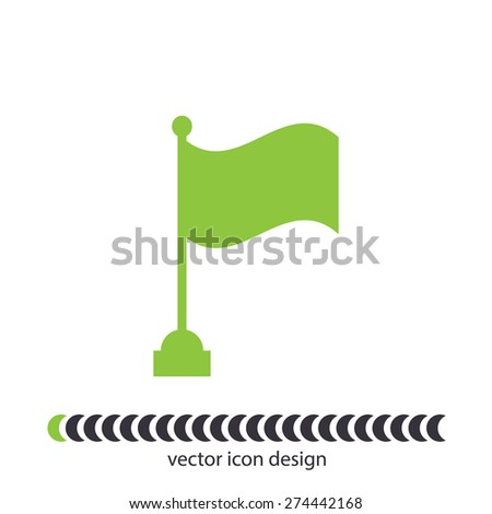 flag vector icon