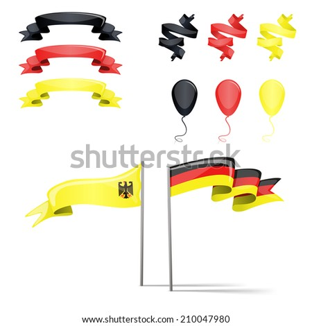 Flags icon.  - stock vector