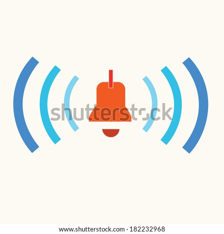 flashing light,icon,emergency. - stock vector
