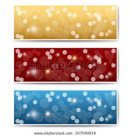 flashlight background - Part 2 - stock vector