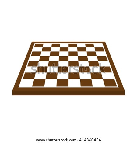 Flat checker checkerboard squares abstract vector background. Checkerboard White Dark strategy chess board game and play sports chessboard. competition Chessboard square table leisure blank check. - stock vector